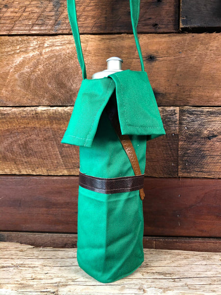 Water Bottle Tote - Robin Hood