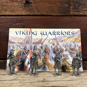 Viking Warriors Figurines