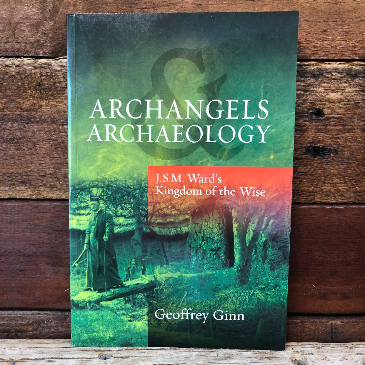 'Archangels & Archaeology' by Geoffrey Ginn