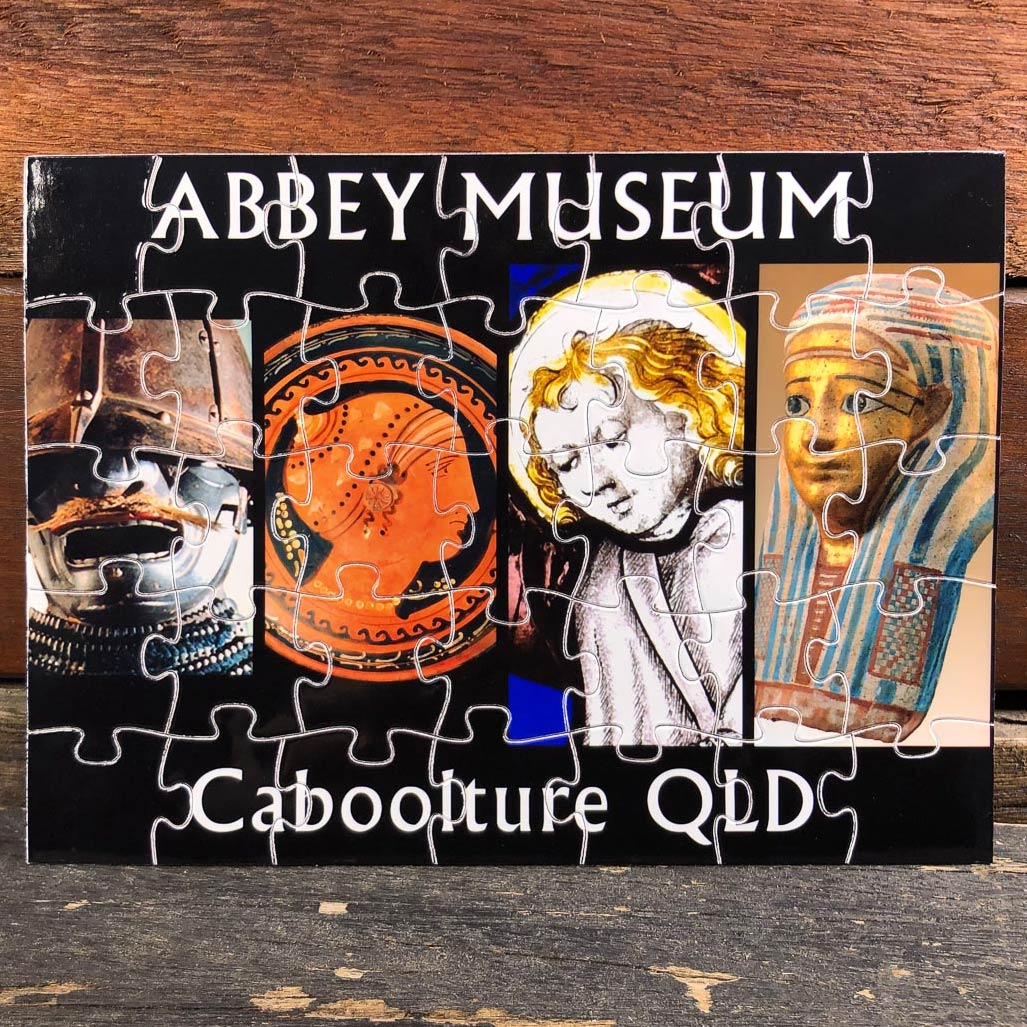 Abbey Museum Magnetic Puzzle