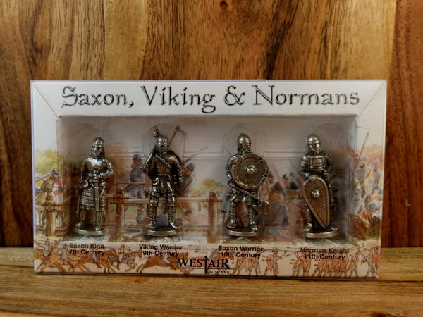 Saxon, Viking & Norman Miniature Figurines