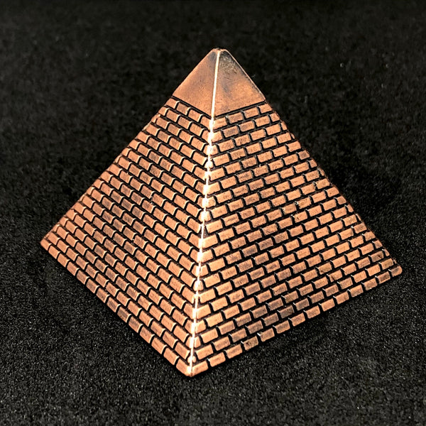 Egyptian Pyramid Metal Pencil Sharpener