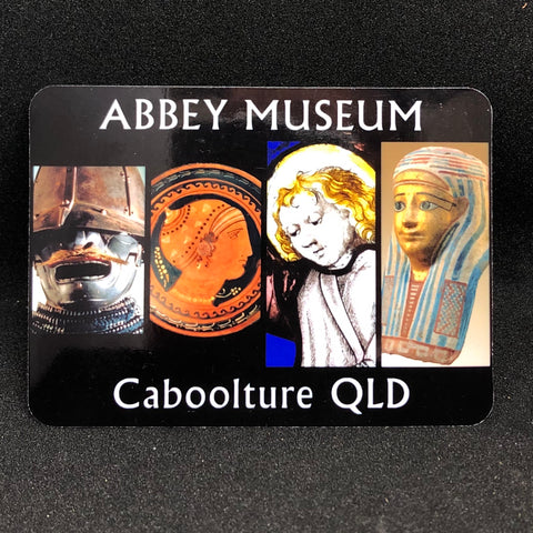 Abbey Museum Magnet