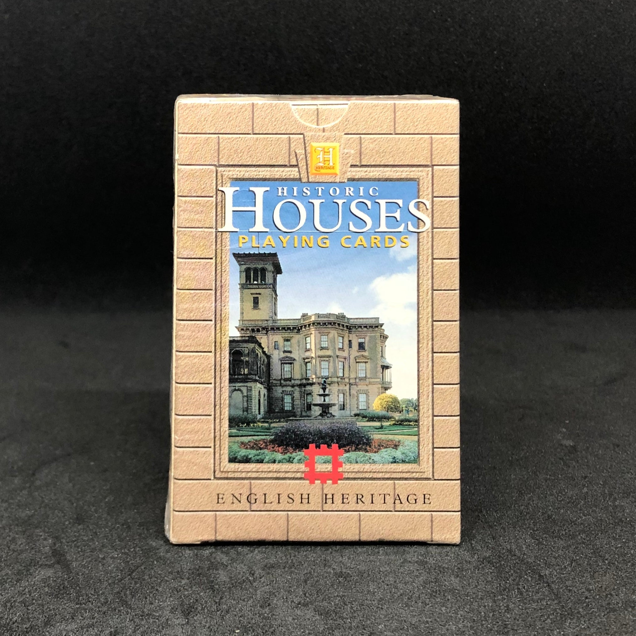 Playing Cards - 'Historic Houses'