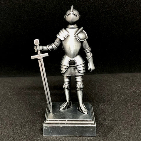 Medieval Knight Pencil Sharpener