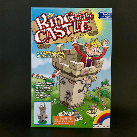 King of the Castle Card Game