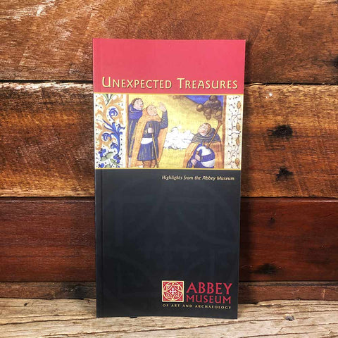 'Unexpected Treasures' by Abbey Museum