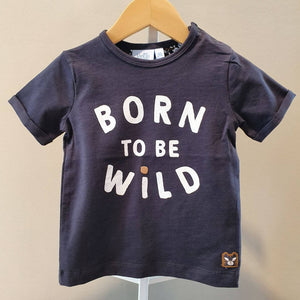 "Feetje T-Shirt ""born to be wild"""
