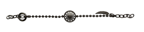 Dreamcatcher Armband Star Black TFB01BK