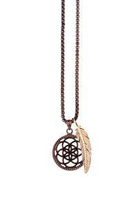 Dreamcatcher Ketting Flower Set TFS02MMR