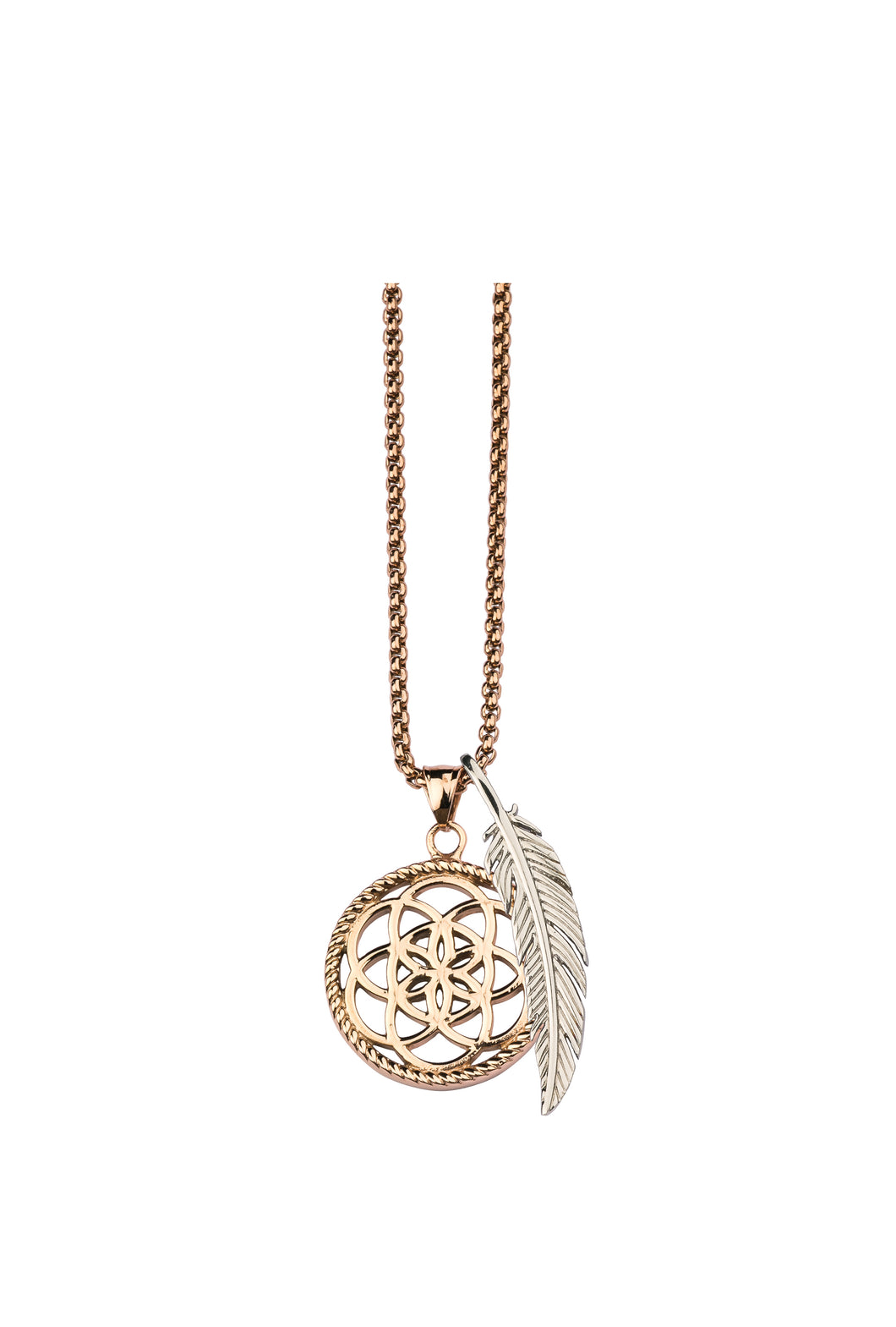 Dreamcatcher Ketting Flower Set TFS02RRS