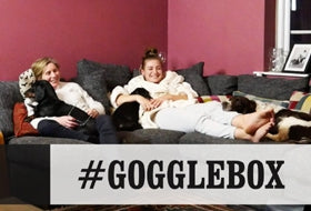 HECK are on Gogglebox tonight after last night's C4's The Job Interview appearance