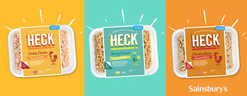 This Changes *Everything* - Three HECK Chicken Mince Flavours Brings A Whole New Purpose To Your Cooking