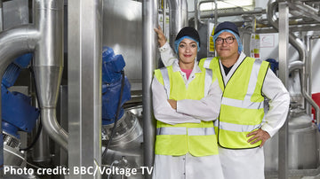 Find out what goes on at HECK on the BBC's Inside The Factory next week