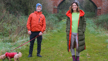 HECK on TV! We're Partnering Up For Walks With Julia Bradbury!