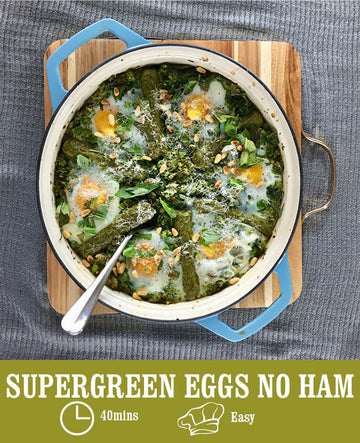 SuperGreen Eggs No Ham