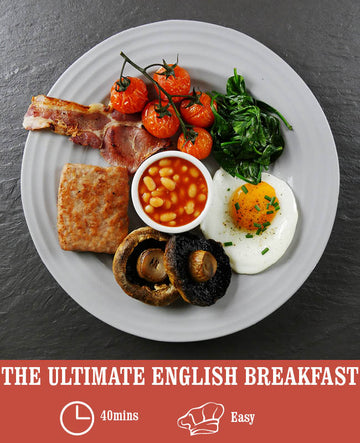 The Ultimate English Breakfast