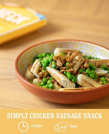 Simply Chicken Sausage Snack