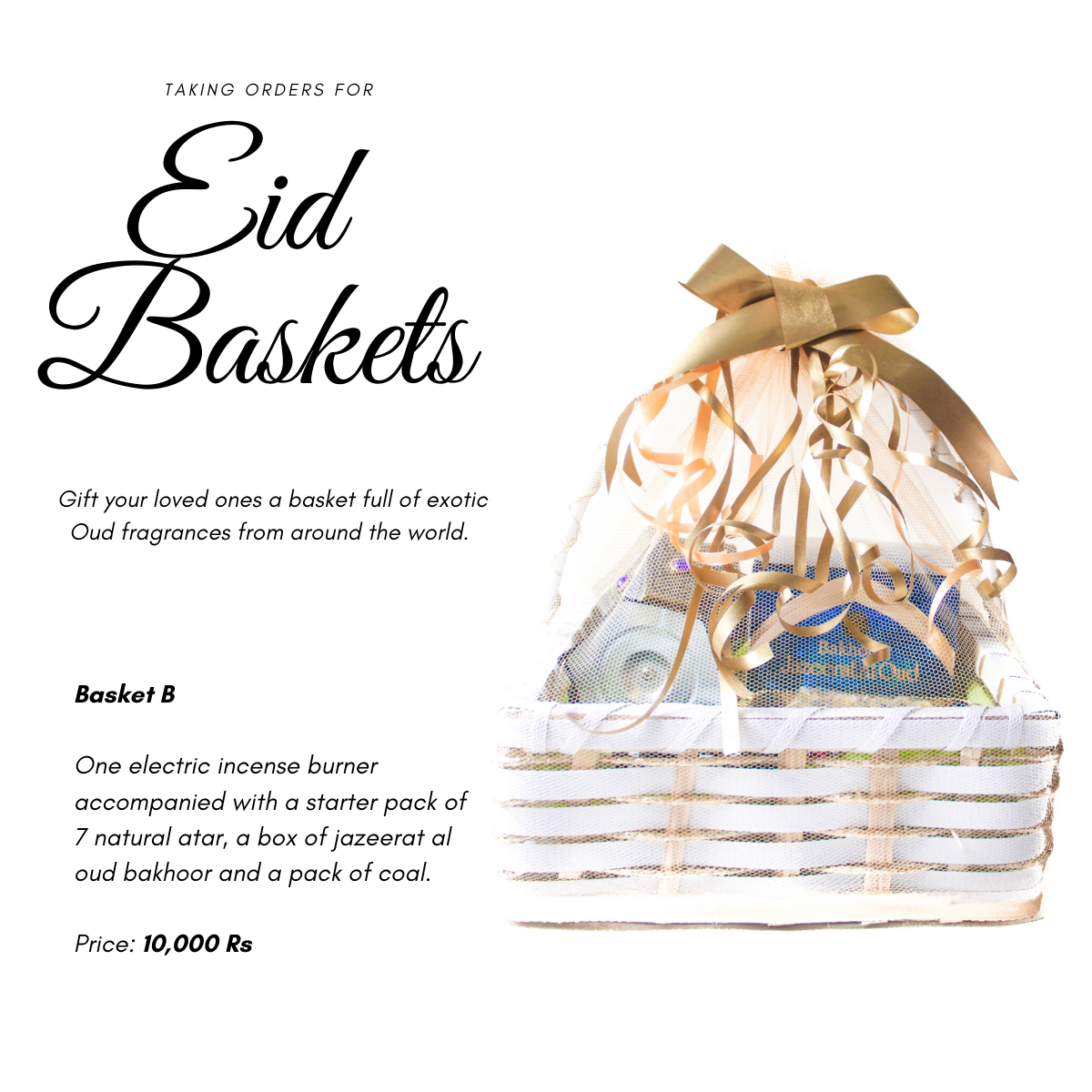SPECIAL EID BASKETS FOR LAHORE