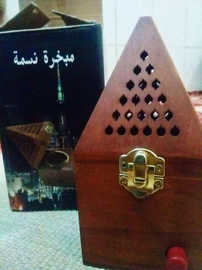 100% Wood Incense Burner (2in1)