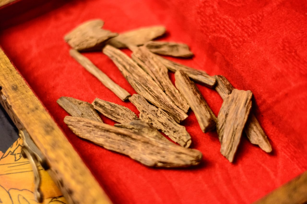 KHASHAB CAMBODI (Real Oud Wood)