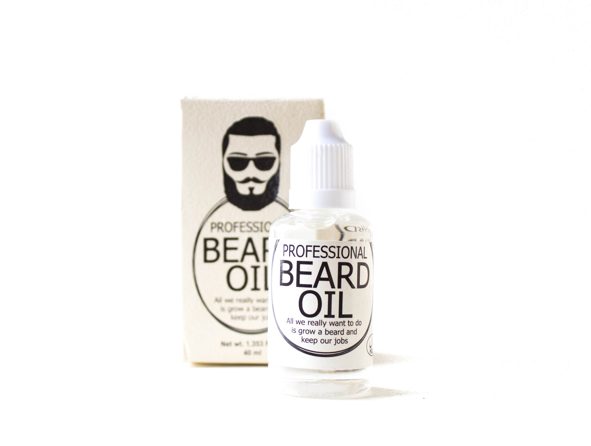 BEARD OIL (Fragrance)