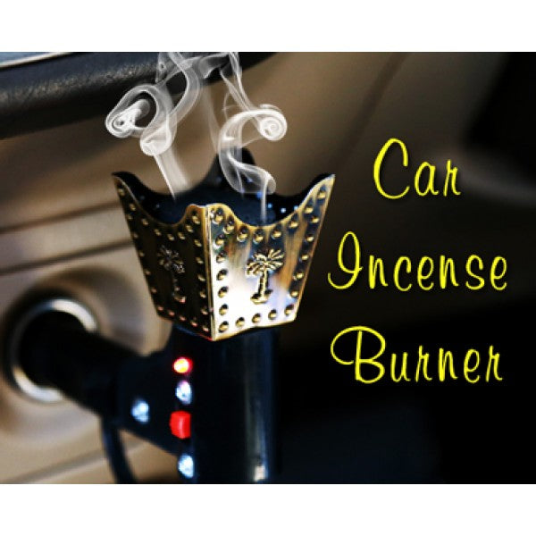 Electric Car Incense Burner