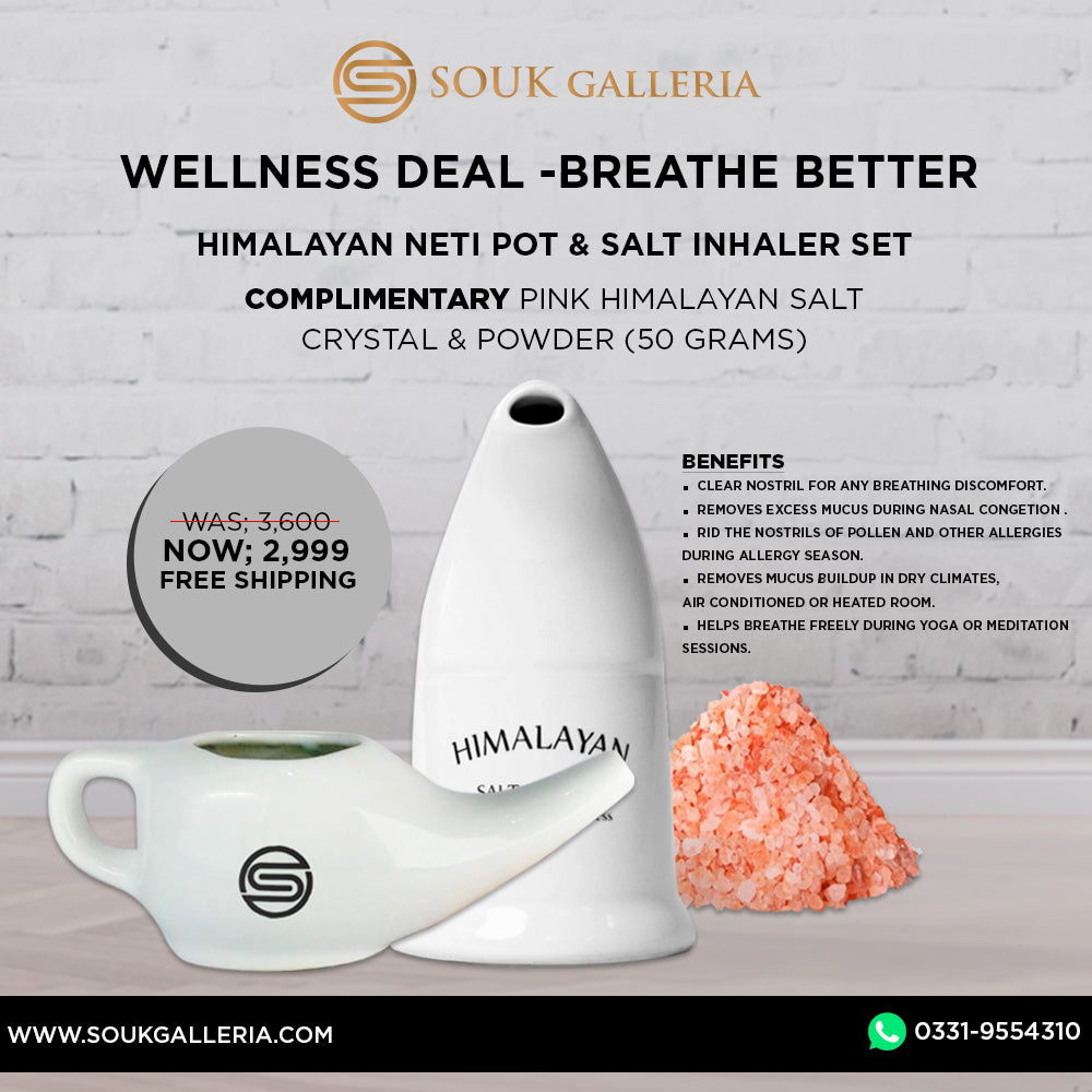 WELLNESS DEAL -Breath Better