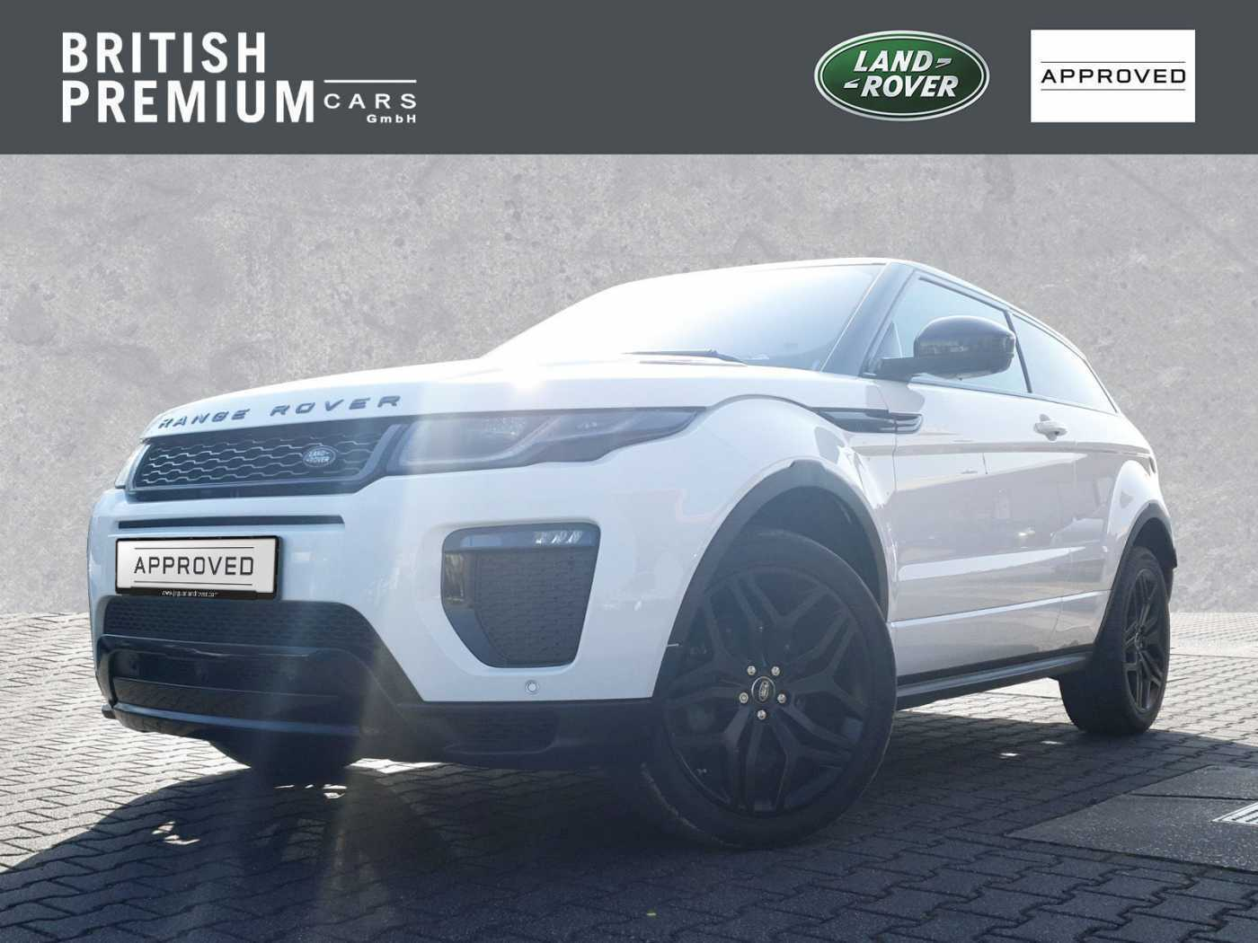 LAND ROVER - Range Rover Evoque TD4 HSE Dynamic Coupe LED/Sta