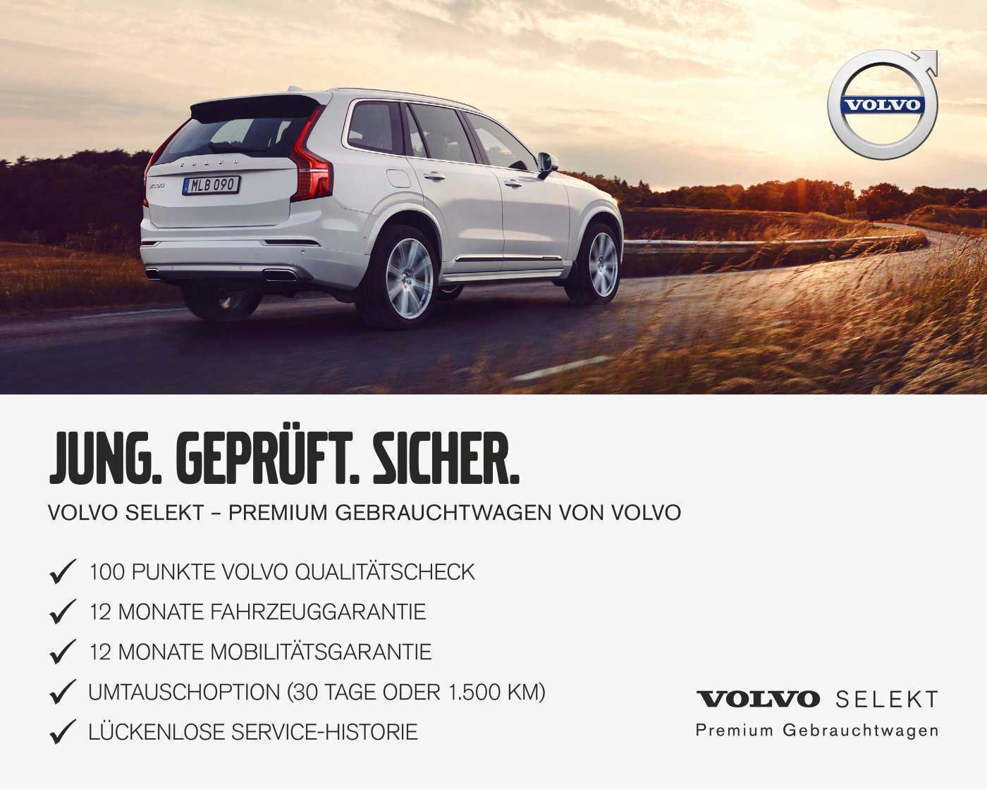 VOLVO - XC90 D5 AWD Geartronic Inscription AHK/Bowers&Wi