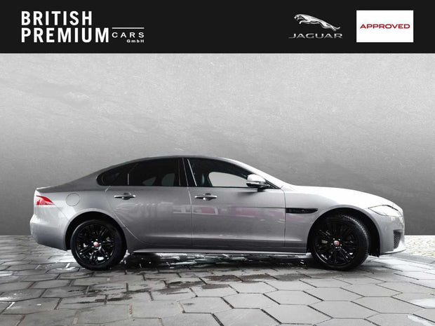 JAGUAR - XF 20d AWD Aut. Chequered Flag DAB/Meridian