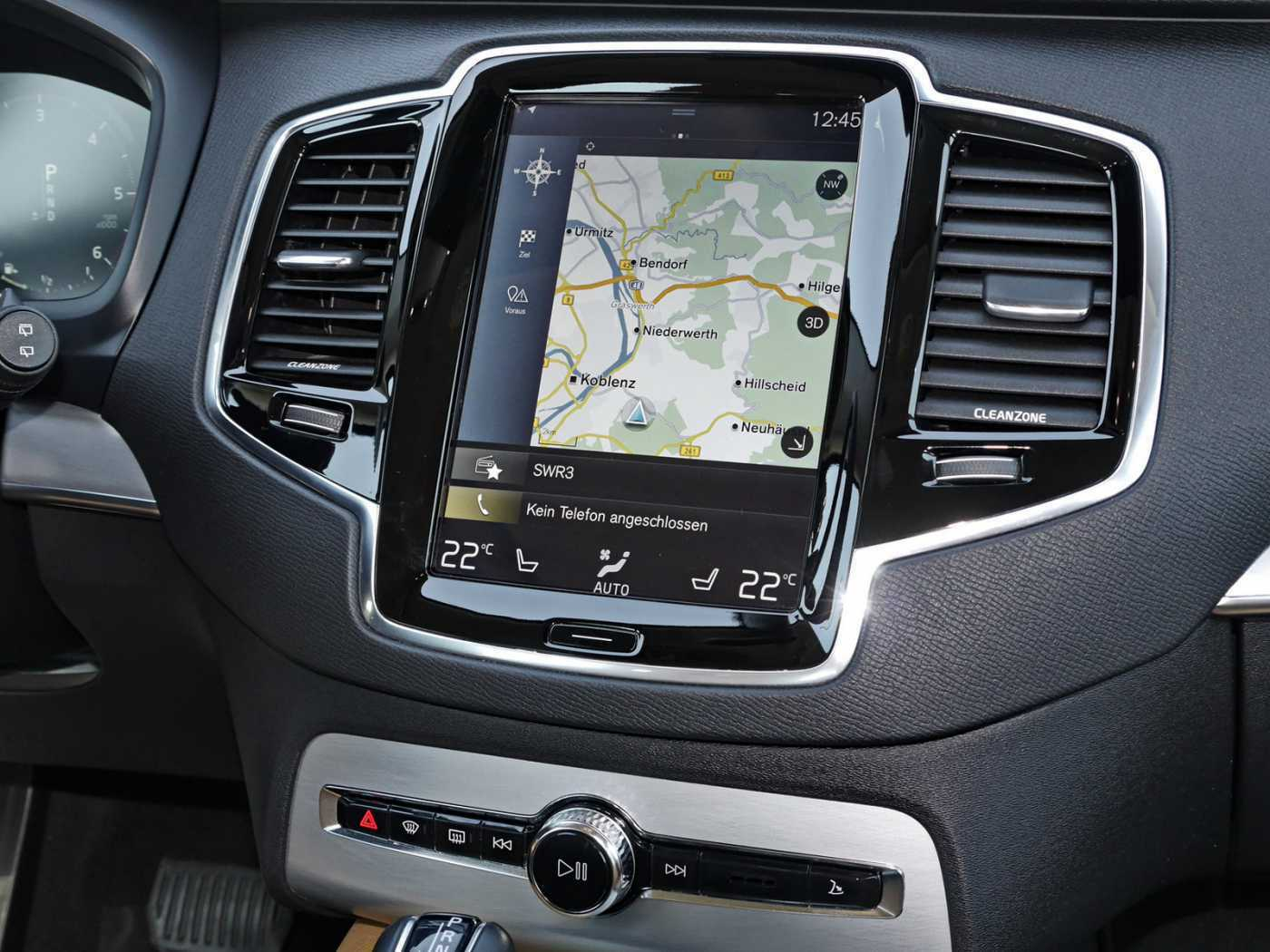 VOLVO - XC90 D5 AWD Geartr. Momentum Navi/LED/Standhzg.