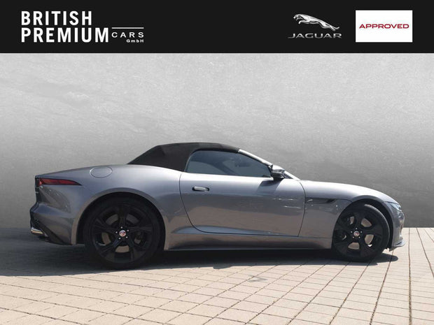 JAGUAR - F-Type Cabriolet P450 Aut. First Edition Memory/