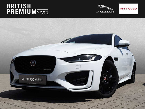 JAGUAR - XE D180 AWD Aut. R-Dynamic S DAB/18''/Black-Pack
