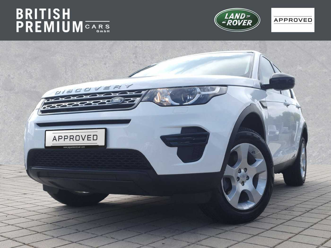 LAND ROVER - Discovery Sport eD4 Pure AHK/Winter-Paket