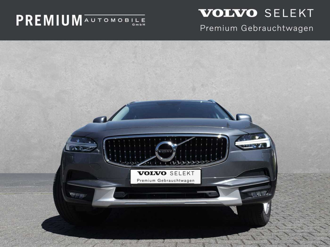 VOLVO - V90 Cross Country D5 AWD Geartronic ACC/Voll-LED