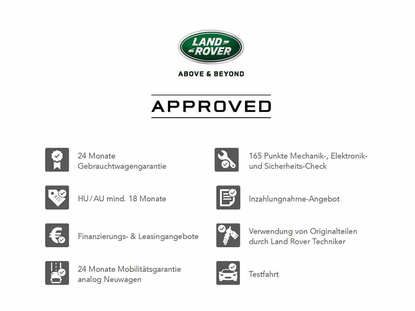 LAND ROVER - Discovery Sport TD4 Aut. HSE Keyl./20'/Winter-P.