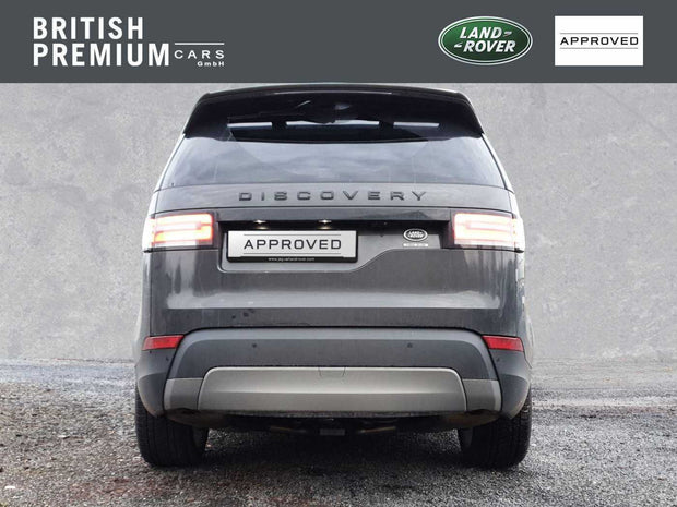 LAND ROVER - Discovery 3.0 Sd6 HSE Black-P./ACC/Standhzg.
