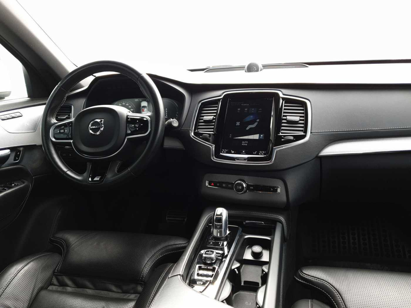 VOLVO - XC90 T8 Twin Engine Geartronic RDesign AHK/HUD/7