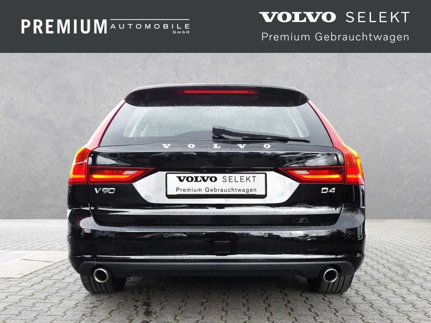 VOLVO - V90 D4 Geartronic Momentum AHK/Tempomat/Parkassi