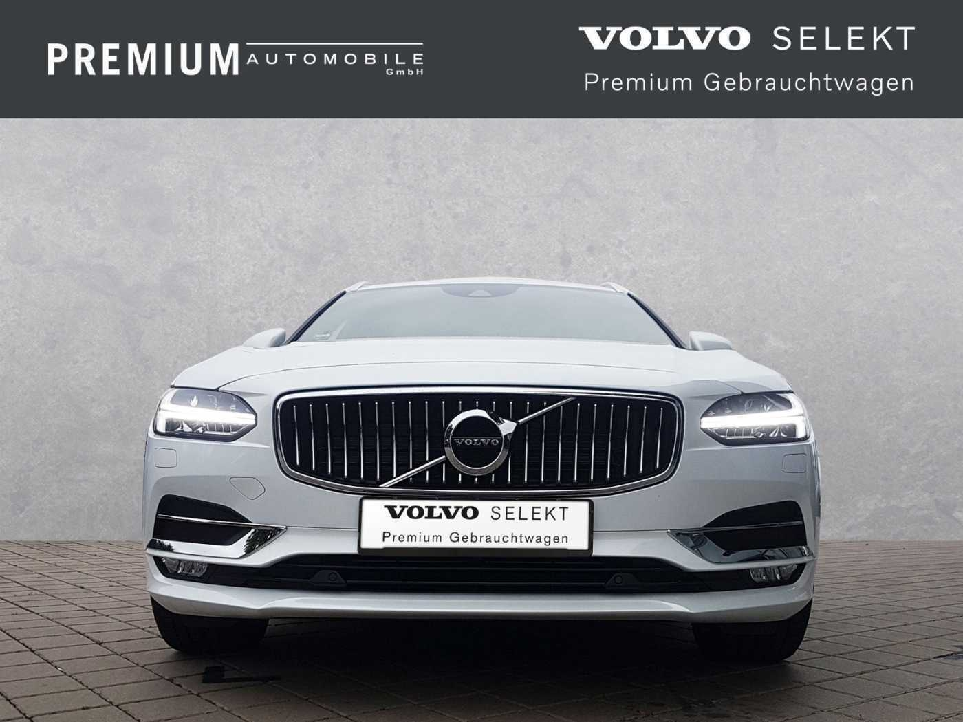VOLVO - V90 D5 AWD Geartronic Inscription Pano/Head-up/K