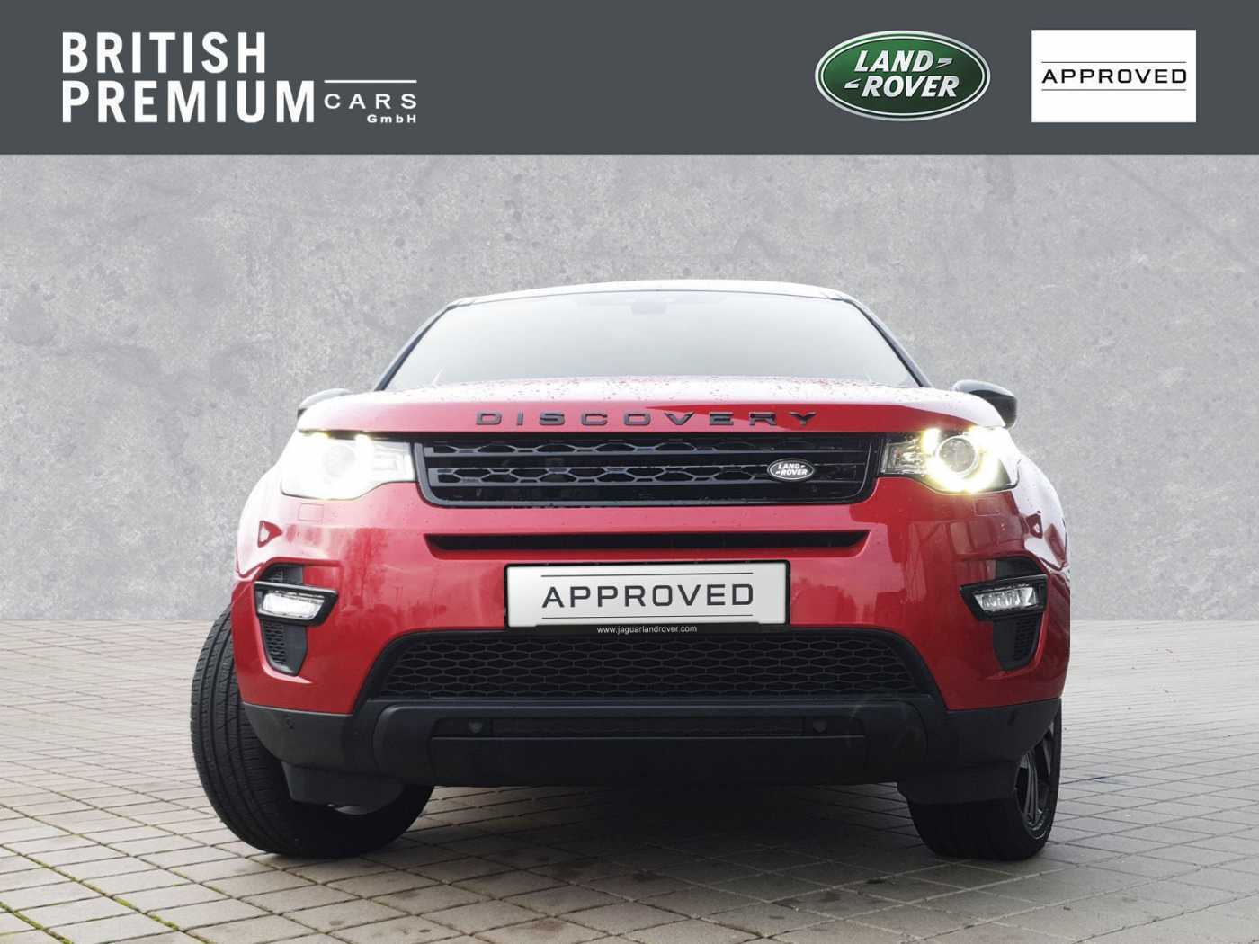 LAND ROVER - Discovery Sport TD4 Aut. HSE Pano/Sitzhzg/Xenon