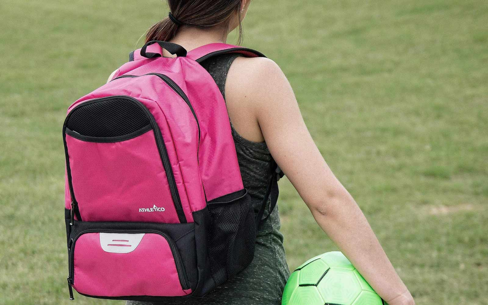 Youth Soccer Backpack