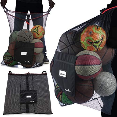 Athletico Extra Large Mesh Ball Bag - Athletico