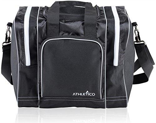 Athletico Kingpin Bowling Bag for Single Ball - Athletico