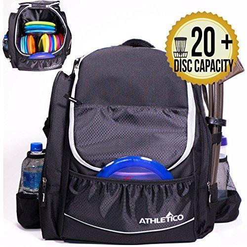 Athletico Powershot Disc Golf Backpack - Athletico