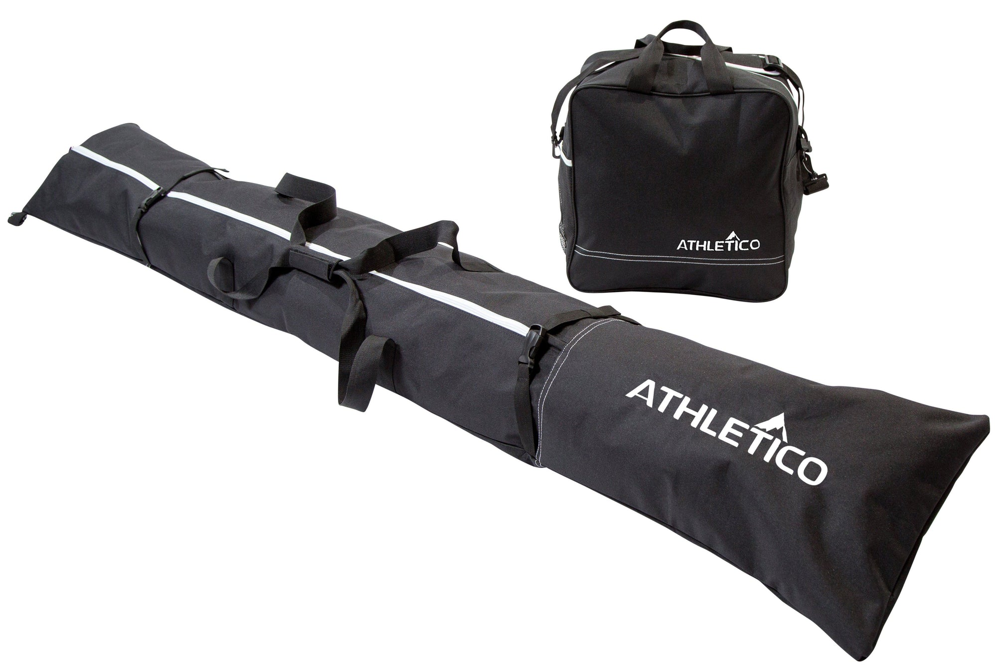 Athletico Two-Piece Ski and Boot Bag Combo - Athletico