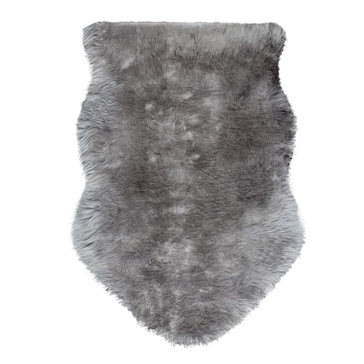 Soft Faux Fur Fluffy Sheepskin Rug