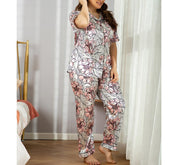 Silky Sleep Wear