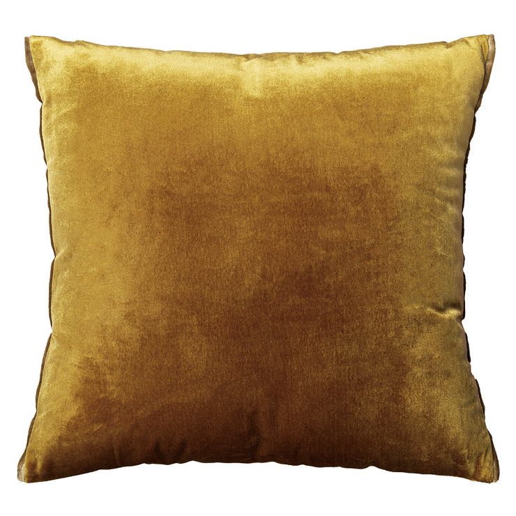 "Velvet 17"" Throw Pillow Cover"